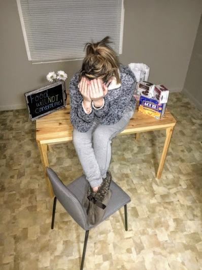 Battling food addiction